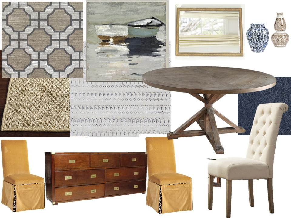 Dining Room Makeover Plans - Southern