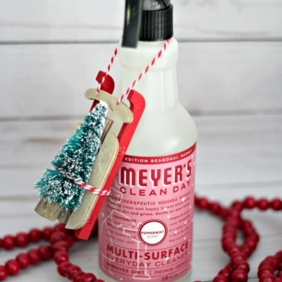 Holiday Hostess Gift {and free Mrs Meyers}