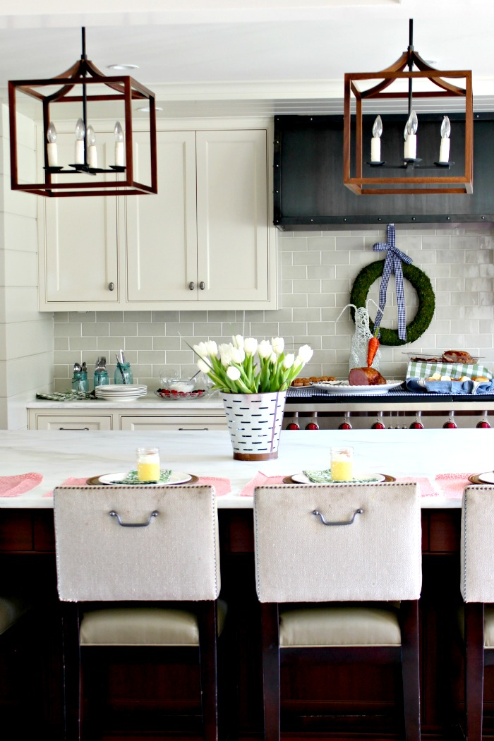 A Colorful and Simple Easter Brunch - Southern State of Mind