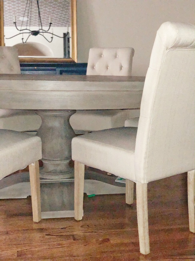 One Room Challenge Dining Room Week 2 Update Southern State Of Mind Blog By Heather