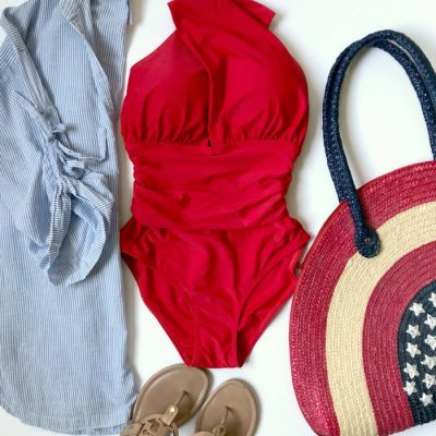 {3 Ways} Red, White and Blue