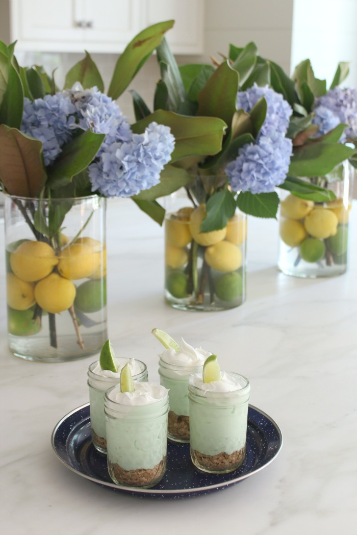 Key Lime Pie In a Jar