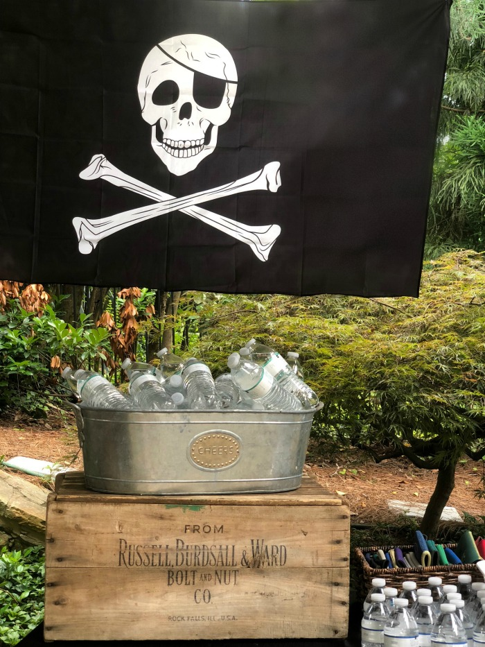 pirate theme party ideas