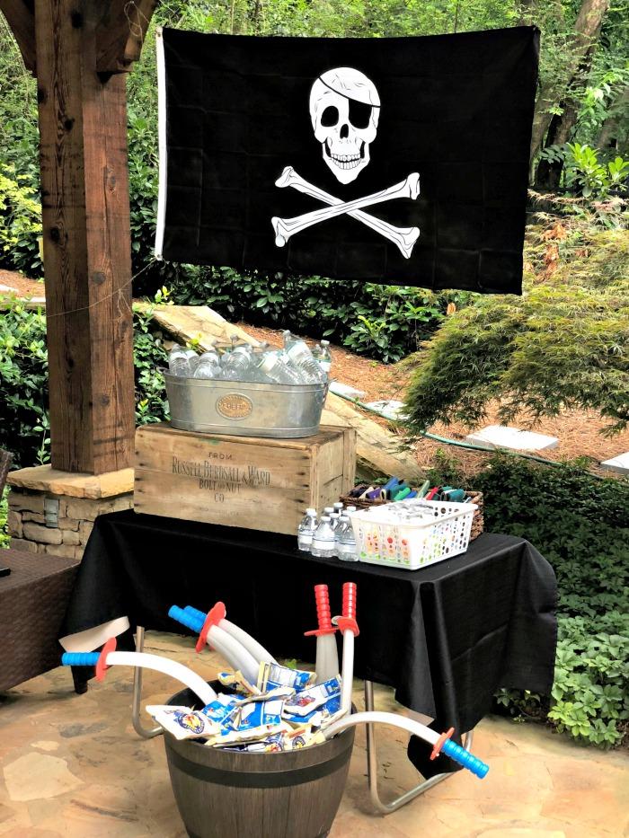 pirate theme party ideas