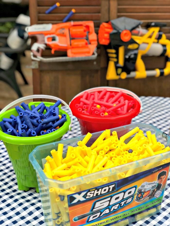 Nerf Gun Party Ideas