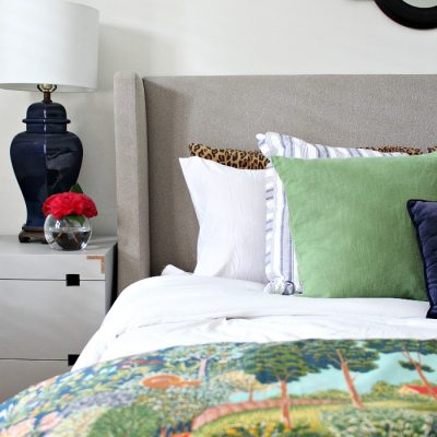 Guest Room Refresh {Phase 1}