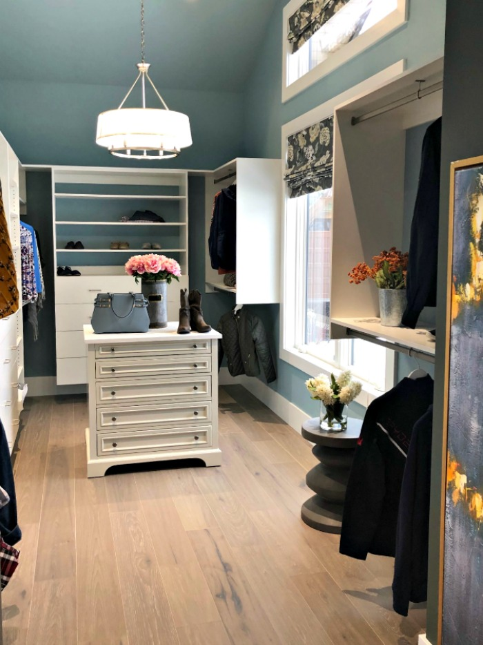 HGTV Dream Home 2019 Master Closet