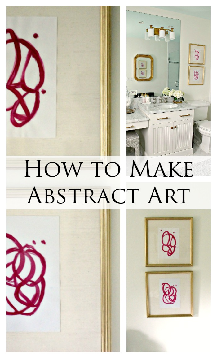 How to Make Abstract Art