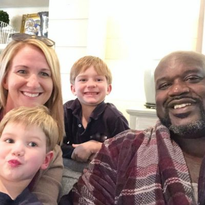 That Time Shaq Filmed a Commercial At Our House
