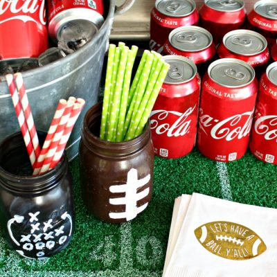 How to Host a Semi-Homemade Big Game Viewing Party