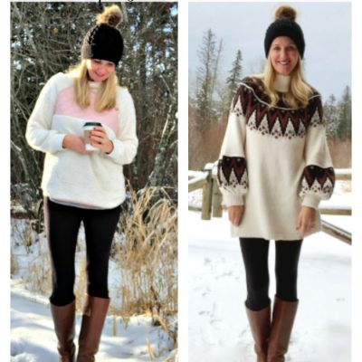 Two Cute and Cozy Outfits to Keep You Warm This Winter