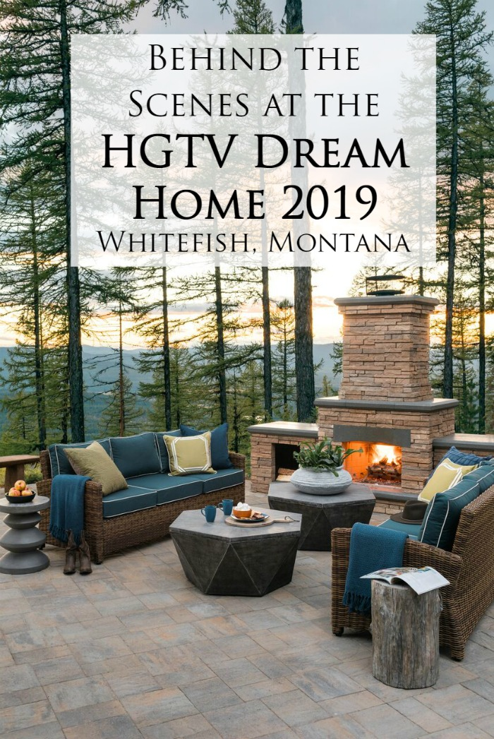 HGTV Dream Home 2019- Behind the Scenes Tour in Whitefish