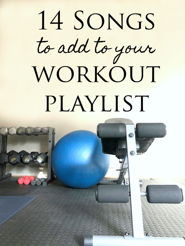 happy workout playlist