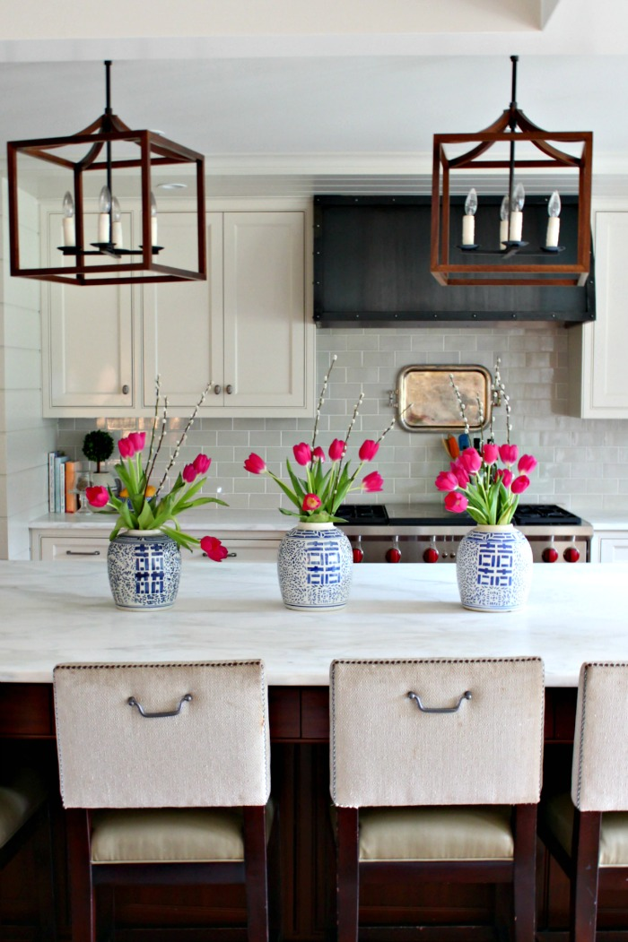 spring ideas kitchen