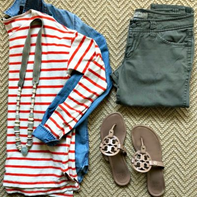 Wearable Wardrobe – Cute Spring Outfit Ideas