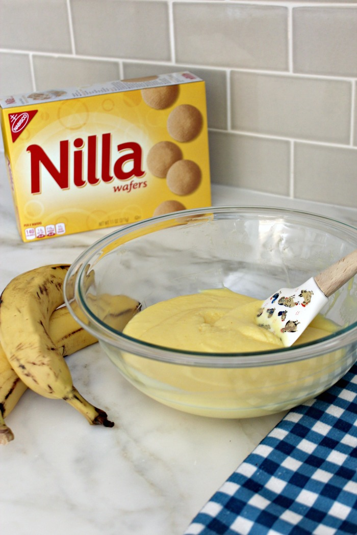 banana pudding recipe easy