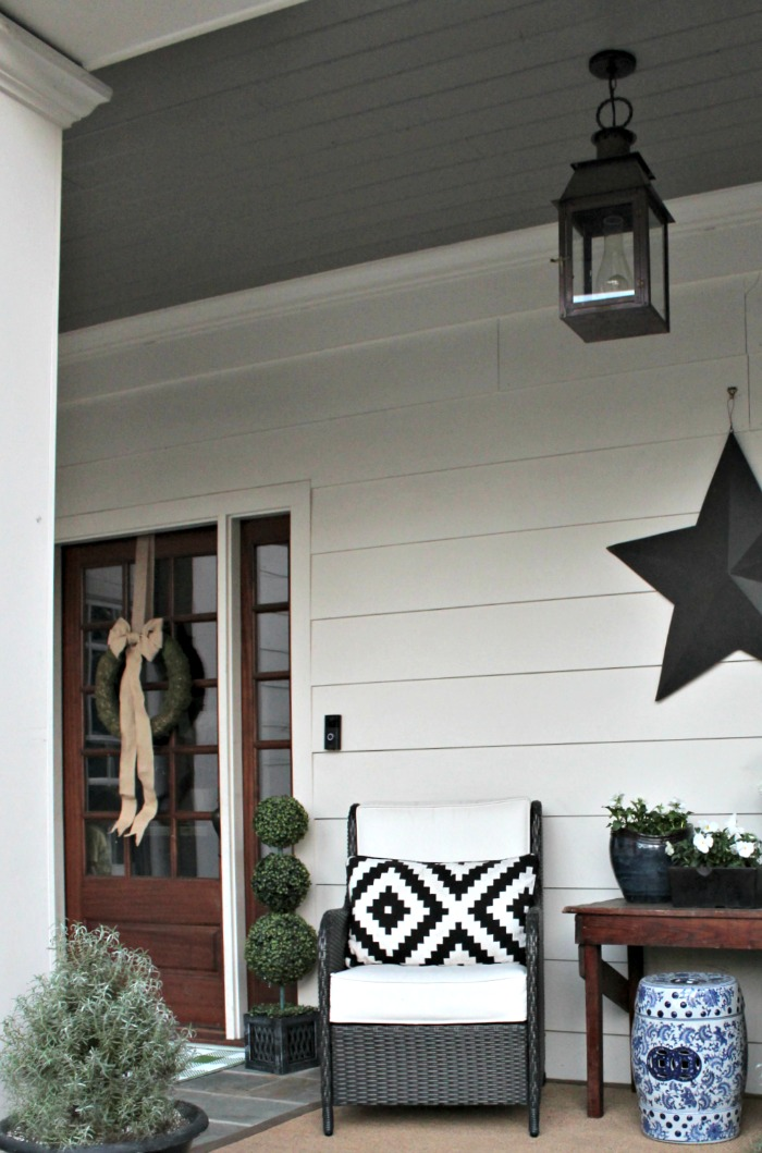 Spring Front Porch Decorating Ideas