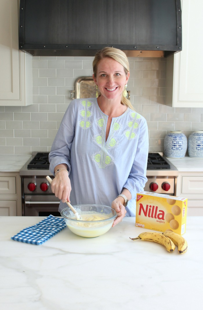 banana pudding recipe easy