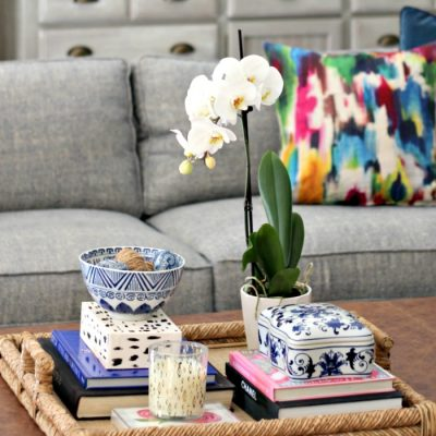 Spring Ideas for a Colorful Spring Home