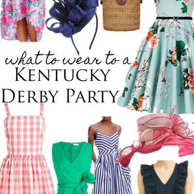 What to Wear to a Kentucky Derby Party