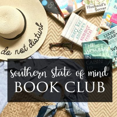 {Southern State of Mind Book Club} January-April 2019 Reading List