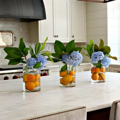 A Hydrangea Arrangement Perfect for Summer