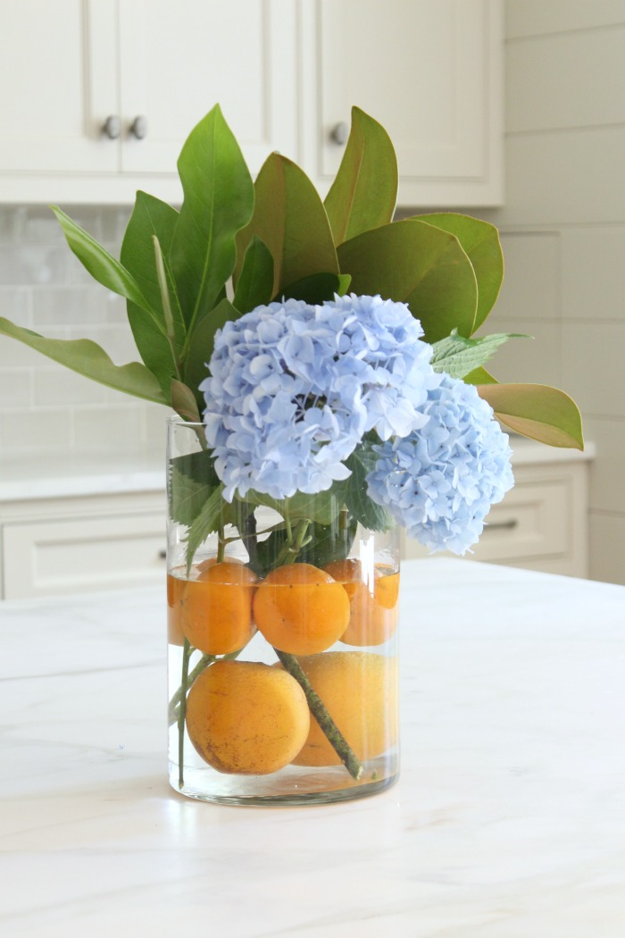 Summer Hydrangea Arrangement