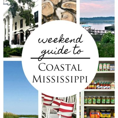 {TRIP RECAP} Our Weekend Getaway in Coastal Mississippi
