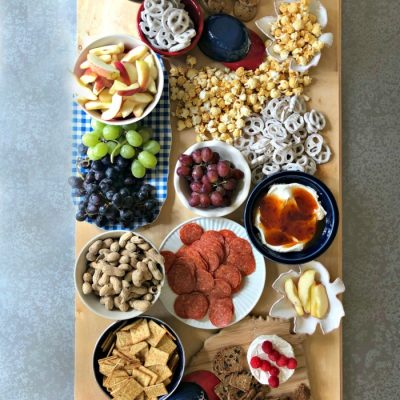 The Simple Secret to a Show-Stopping Snack Spread