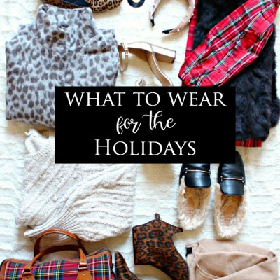 What to Wear for the Holidays