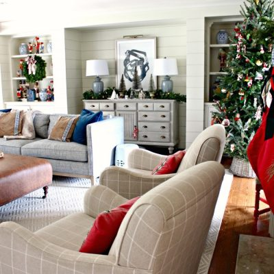 Walking in a Winter Wonderland- Full Christmas Home Tour