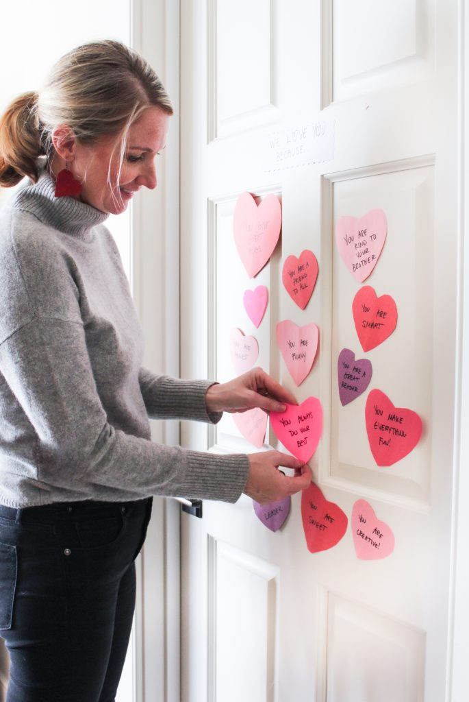 Valentine Door Decorations for Kids