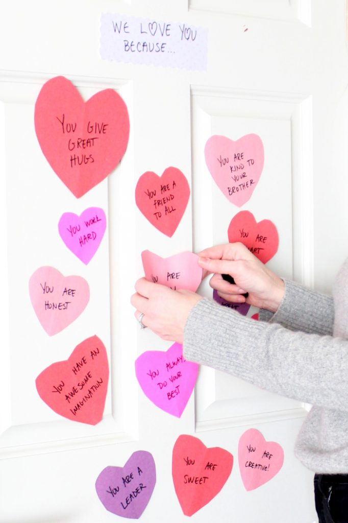 Valentine Door Decoration