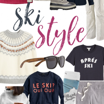 What to Pack For A Ski Trip – Cute Ski Style