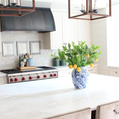 When Life Gives You Lemons – Decorate Your Kitchen