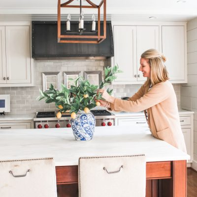 Home Sweet Home – Our Spring Home Tour