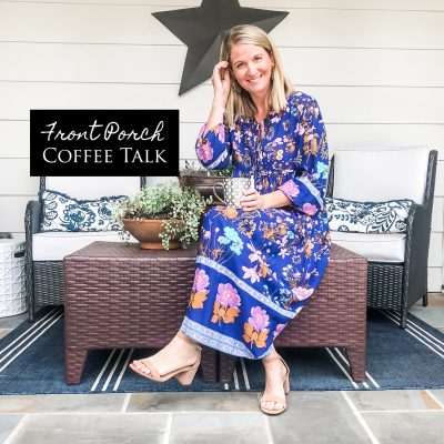 Front Porch Coffee Talk