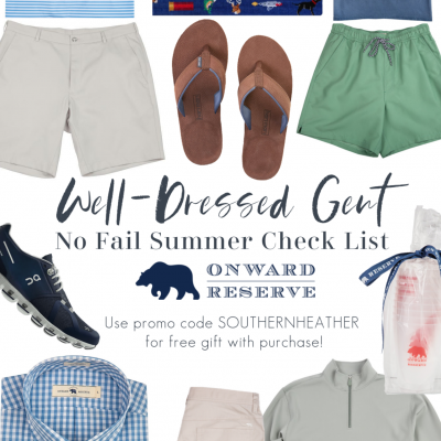 Onward Reserve || Father's Day Gift Guide