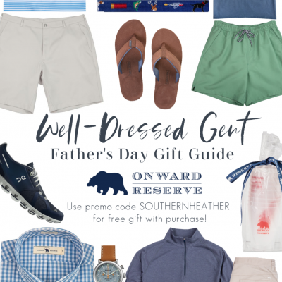 Well-Dressed Gent || Father's Day Gift Guide (+Free Gift with Purchase!)