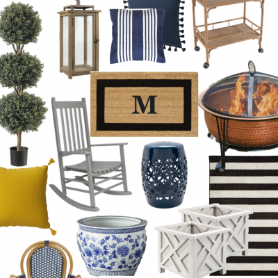 PORCH LIFE  ||  The Perfect Pieces For Your Outdoor Refresh