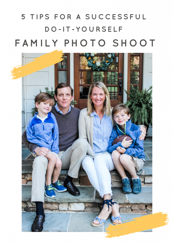 Family Photo Shoot Tips
