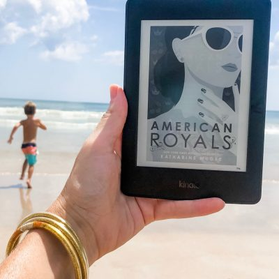 What I'm Reading || American Royals