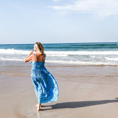 Fun Dresses for a Beach Photo Shoot || All on Amazon Prime and Under $30!