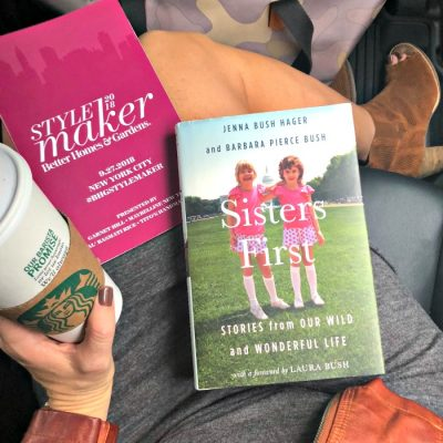 What I'm Reading || Sisters First