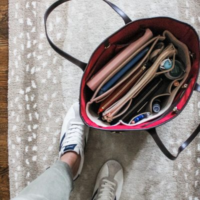 20 Minute Organizing || A Solution to Organize the Mom Purse
