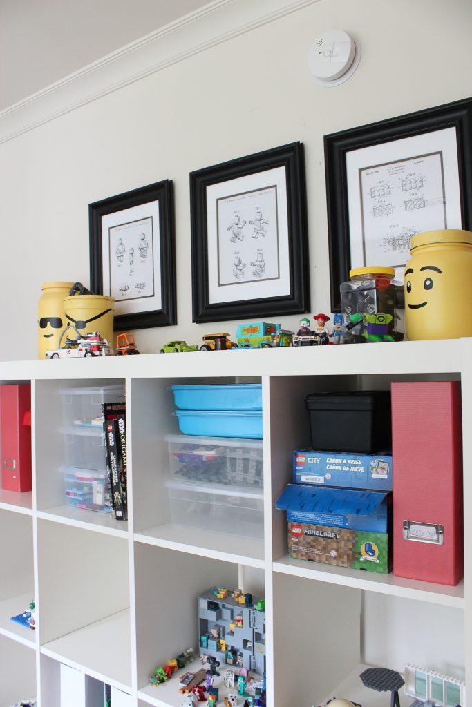 Free Printable LEGO Art