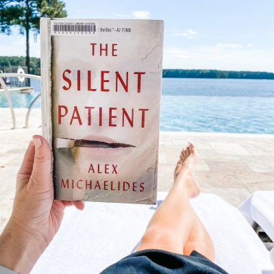 What I'm Reading ||  The Silent Patient