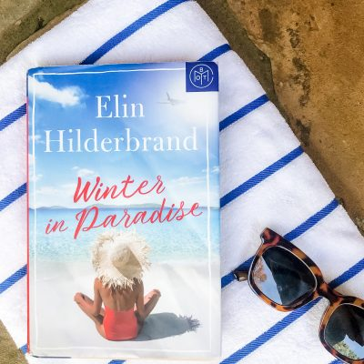 What I'm Reading  || Winter In Paradise