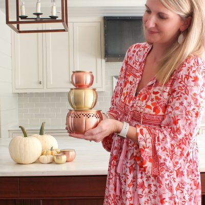 Instagram Giveaway     Win a Thymes HEIRLŪM PUMPKIN Candle Gift Pack