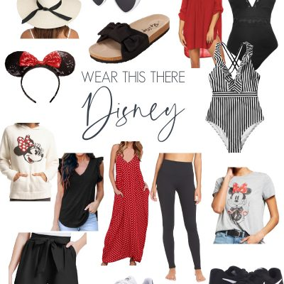 Wear This There || Disney World